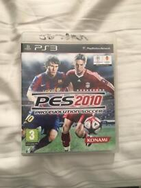 Pes 2010 for ps3
