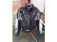 Motorbike jacket Hein Gericke