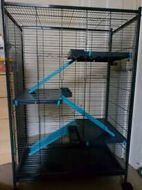 Large Ferret Rat Chinchilla Cage £70 ovno