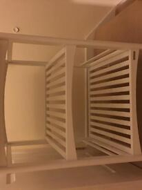 John Lewis Anna Baby changing station/Table