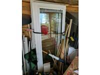 Upvc french doors (NO FRAME)