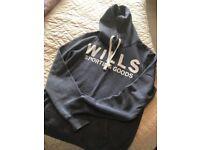 Jack Wills hoodie - men's small