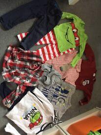 Boys clothing bundle 1.5-2 years