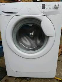 Hoover optima 7kg washing machine