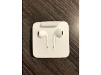 Official Apple Earpods with adapter