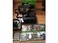 Xbox One with kinect and 9 games swap for PS4