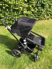 Bugaboo Cameleon 2 Limited All Black Edition