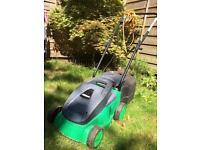 powerbase rotary lawn mower