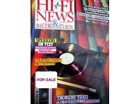 HI-FI REVIEWS 1984 CELESTION DL4 / SPENDOR SP2 / NAD 20/ MARANTZ DMS150 THORENS