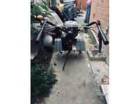 Honda GX 160 Rotivator