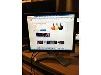 Dell 1708FPb - 17 inch Flat Panel Monitor