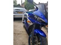 Yamaha r6 2004