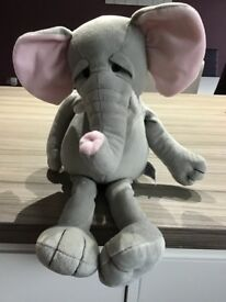 Large Elephant Plush