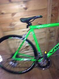 Viking sprint road race bike