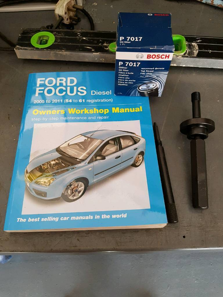Ford Focus Haynes Oil Filter Tools In Calne Wiltshire Gumtree Door Handle Diagram