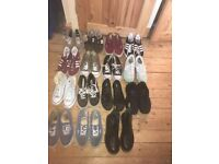 Trainers, Doc Martens