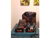Bosch GDR 18v Li impact drill