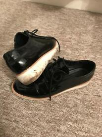 Primark lace up shoes