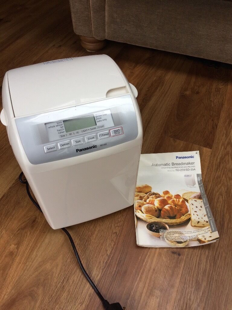 Panasonic SD-255 Breadmaker