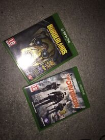 The Division & Borderlands Handsome Collection XBOX ONE