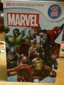 Marvel early reader collection