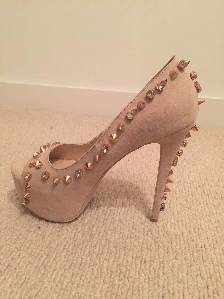 Carvela Kurt Geiger nude heels, size 6 | in Chesser, Edinburgh ...