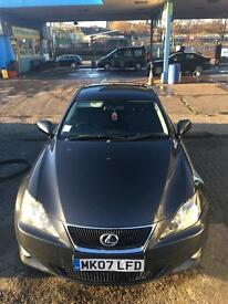 Lexus is 220d very very Low mileage only 87000 full service history HPI clear