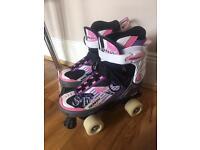 Roller skates adjustable size 4-7