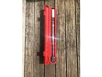 Snap on torque wrench (Nm)