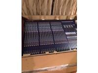 24 channel-8bus live desk