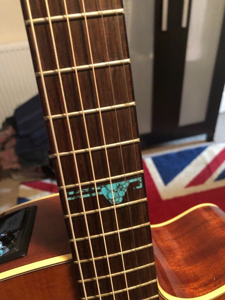 Takamine Santa Fe ESF 10Cx electro acoustic guitar | in Kempston,  Bedfordshire | Gumtree