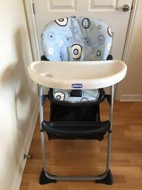 Chicco- High Chair