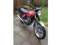 Honda CB250 Dream