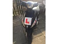 Piaggio Zip Black 50cc 2t, One lady owner.