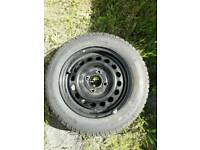 155 70R 13 Continental Tyre 75T CT22