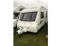 Elddis crusader hurricane two berth year 2010 , Excellent condition