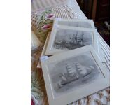 Illustrated London News Victorian Ships and Boats