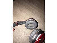 Dr. Dre Beats Solo 2 HD (Special Edition) Red