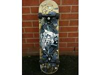 Nice dyno skateboard in used condition! Still plenty of life in it! Can deliver or post it!