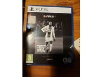 Fifa 21 next level edition Ps5 game