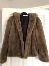 0a55ec92 Zara Studio Contrast Parka Coat RRP £179.00 brand new | in East ...