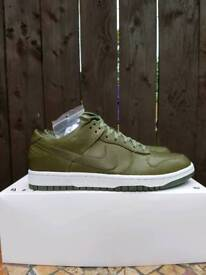 Mens nike dunk LUX LOW SIZE 8