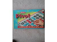 Pivot vintage board game