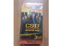 CSI Miami Booster Pack