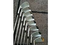 Nike Pro combo irons 4 - PW plus 52 degree wedge