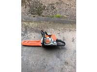 Stihl 181 chainsaw