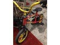 Raleigh 12 inch kids bike