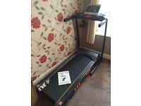 JLL S300 Folding motorised Treadmill Running Machine with electric incline and much more!