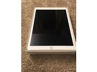 IPad Pro 12.9 128GB Gold - new unwanted gift - includes case and box