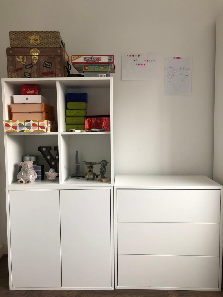 Ikea Eket Bookcase Storage Unit Children S Room In Manchester Gumtree